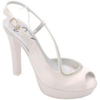 Scarpe Donna Sandali Angela Calzature ASPANGCA120bc bianco