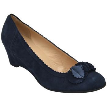 Scarpe Donna Décolleté Angela Calzature ANSANGC325blu blu