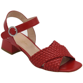 Scarpe Donna Sandali Angela Calzature AANGC1338rosso rosso