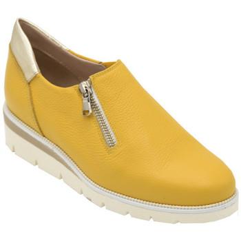 Scarpe Donna Richelieu Calzaturificio Le Tulip ALETUP672gll giallo