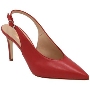 Scarpe Donna Décolleté Angela Calzature AANGC1341rosso rosso