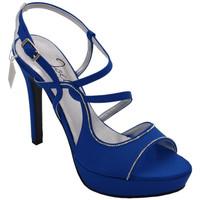 Scarpe Donna Sandali Angela Calzature AANGC5220bluette bluette