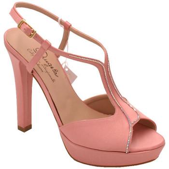 Scarpe Donna Sandali Angela Calzature AANGC7152corallo rosa