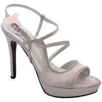Scarpe Donna Sandali Angela Calzature AANGC5220arg argento