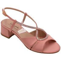 Scarpe Donna Sandali Angela Calzature AANGC1039corallo rosa
