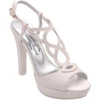 Scarpe Donna Sandali Angela Calzature ASPANGC5012bia bianco
