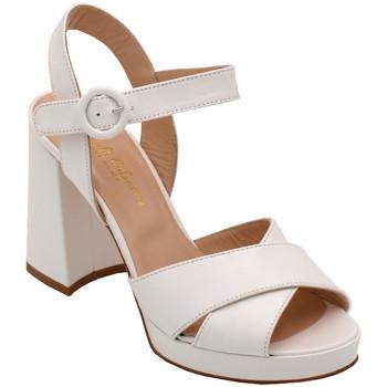 Scarpe Donna Sandali Angela Calzature ASPANGC1282Pbc bianco