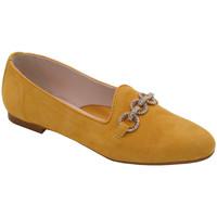 Scarpe Donna Mocassini Calzaturificio Lusar APISATIQ418gll giallo