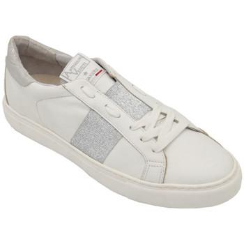 Scarpe Donna Sneakers Angela Calzature ANSVENETI3430bc bianco
