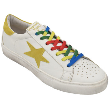Scarpe Donna Sneakers Angela Calzature ANSVENETI3415bc bianco