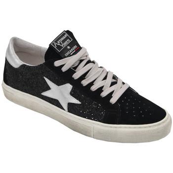 Scarpe Donna Sneakers Angela Calzature ANSVENETI3415nr nero