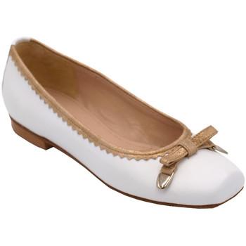 Scarpe Donna Ballerine Angela Calzature ANSANGC702bia bianco