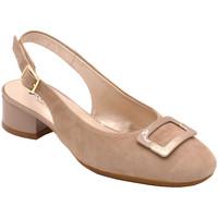 Scarpe Donna Sandali Confort ACONFORT1051bg beige