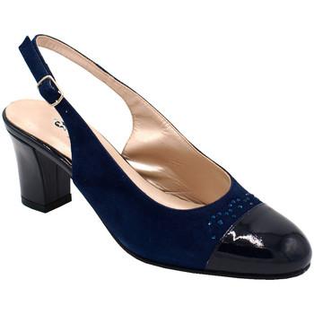 Scarpe Donna Sandali Confort ACONFORT1726blu blu