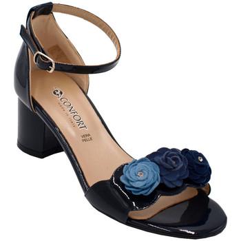Scarpe Donna Sandali Confort ACONFORT8422blu blu