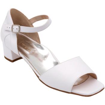 Scarpe Donna Sandali Angela Calzature ASPANGC910bianco bianco