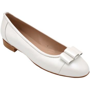 Scarpe Donna Ballerine Angela Calzature ASPANGC960bianco bianco