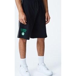 Abbigliamento Uomo Shorts / Bermuda New-Era 12195373 Nero