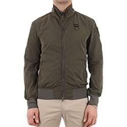 Abbigliamento Uomo Giubbotti Blauer 20sbluc04009-005335 Verde