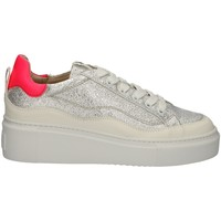 Scarpe Donna Sneakers basse Janet Sport 45828 ARGENTO