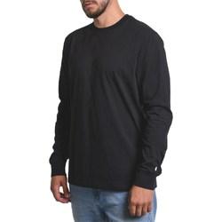 Abbigliamento Uomo T-shirts a maniche lunghe Carhartt i026265 Nero