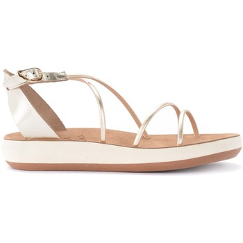 Scarpe Donna Sandali Ancient Greek Sandals Sandalo Ancient Greek Anastasia in pelle dorata Oro