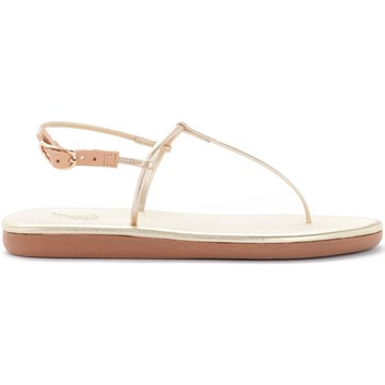 Scarpe Donna Sandali Ancient Greek Sandals Sandalo infradito Ancient Greek Katerina in pelle color oro Oro