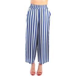 Abbigliamento Donna Pantaloni morbidi / Pantaloni alla zuava Altea 1953515 Blue