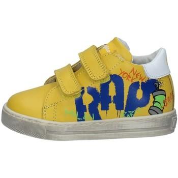 Scarpe Unisex bambino Sneakers basse Falcotto NARAT 0012014688.01 Sneakers Bambino GIALLO GIALLO