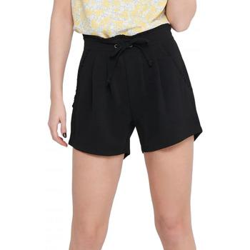 Abbigliamento Donna Shorts / Bermuda Jacqueline De Yong 15200311 Nero