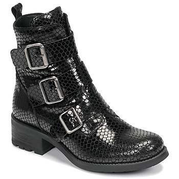 Scarpe Donna Stivaletti Betty London NANISS Nero