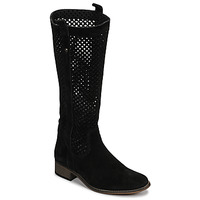 Scarpe Donna Stivali Betty London DIVOUI Nero