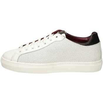 Scarpe Uomo Sneakers basse Mycloo 200 Bianco Nero