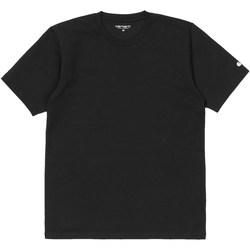 Abbigliamento Uomo T-shirt maniche corte Carhartt i026264 Nero