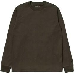 Abbigliamento Uomo Felpe Carhartt i026265 Verde