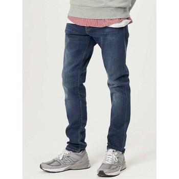 Abbigliamento Uomo Jeans slim Carhartt i015331-30 Slim Uomo Blu Blu