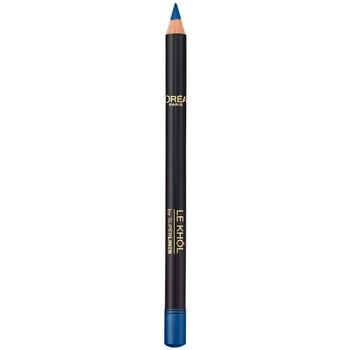 Bellezza Donna Matia per occhi L'oréal Le Khol Superliner 107-deep Sea Blue 1 u