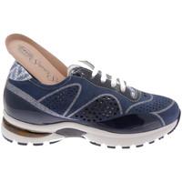 Scarpe Donna Trekking Calzaturificio Loren LOA1076bl blu