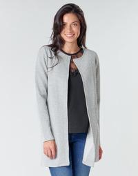 Abbigliamento Donna Giacche / Blazer Vila VINAJA Grigio