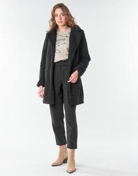 Abbigliamento Donna Cappotti Vila VILIOSI Nero