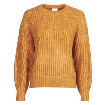Abbigliamento Donna Maglioni Vila VISUBA Arancio