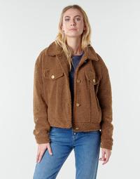 Abbigliamento Donna Giacche / Blazer Vila VIABBI Camel