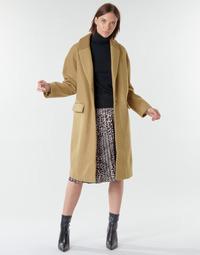 Abbigliamento Donna Cappotti Vila VICALLEE Camel
