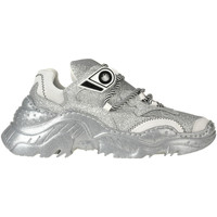 Scarpe Donna Sneakers N°21 Sneakers Billy glitterate Argento