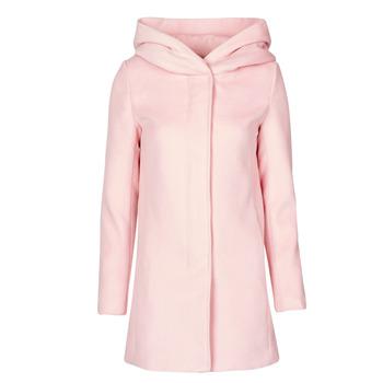 Abbigliamento Donna Cappotti Moony Mood NANTE Rosa