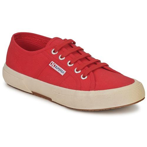 Superga 2750 CLASSIC Rosso  Scarpe Sneakers basse  50,40
