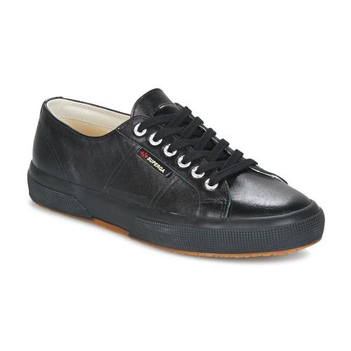 Superga 2750 FGLU Nero  Scarpe Sneakers basse  50