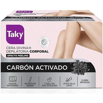 Bellezza Donna Trattamento mani e piedi Taky Carbon Activado Cera Divina Depilatoria Corporal  300 ml