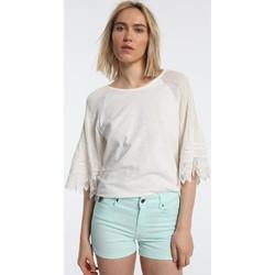 Abbigliamento Donna Shorts / Bermuda Lois Coty Short Master 572 bleu anis 206532506 Blu