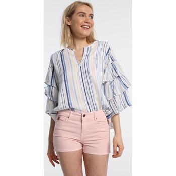 Abbigliamento Donna Shorts / Bermuda Lois Coty Short Master 531 Rose 206532506 Rosa